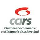 Chambre de commerce et d'industrie de la Rive-Sud Logo