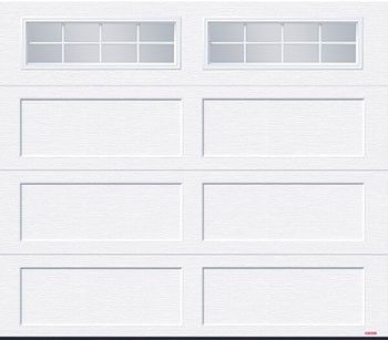 Standard+ Shaker CC, 8' x 7', Ice White, 8 lite Orion windows