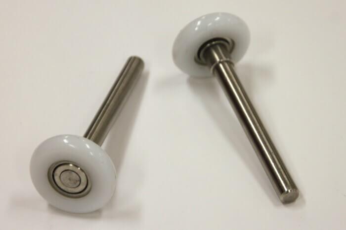 2-inch Nylon rollers for residential overhead garage door