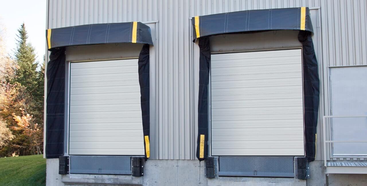"""Modèle de portes commerciales: SSI-24, 8'6"""" x 9', Blanc"""