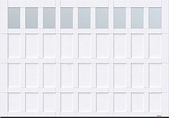Cambridge CS, 10' x 7', Blanc glacier, fenêtres Panoramique Clair