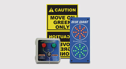 Blue Giant- Trousses de communication par feux