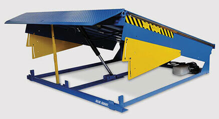 Blue Giant - U-Series - Hydraulic dock leveler