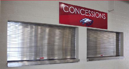 Cookson - Counter Fire Doors