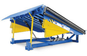 Blue Giant - Niveleur de quai à puits hydraulique