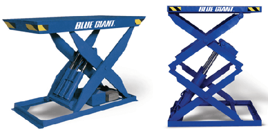 Blue Giant - In-plant lifts