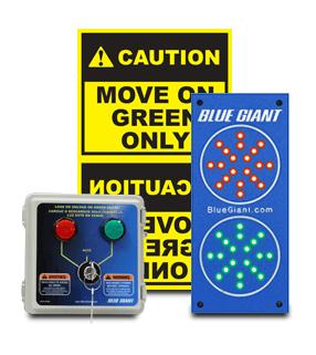 Blue Giant- Trousses de communication par feux