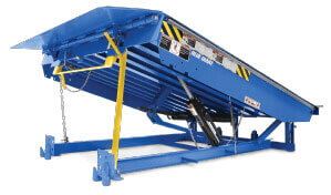 Blue Giant - Mechanical dock leveler - Pit style