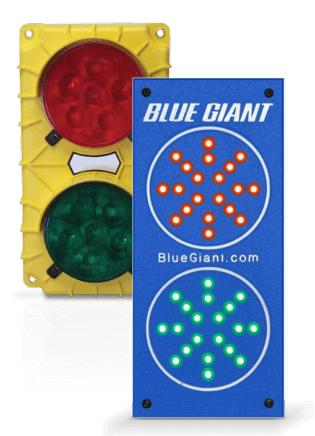 Blue Giant - Feux de circulation