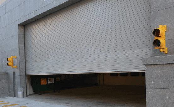 Cookson - Thermiser® ESD20 Insulated Roll-up Doors