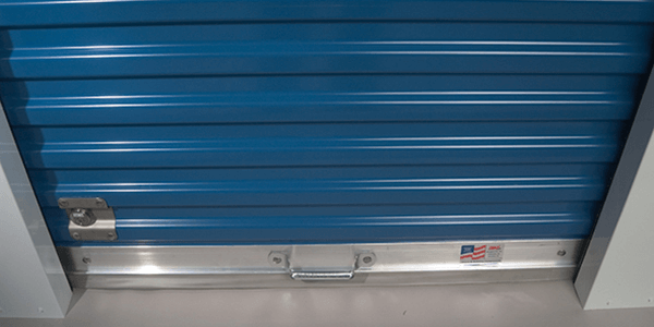 DCBI - Steel Curtain Self Storage Doors - 650 Series