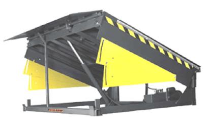 I.V. Dock Ramp - Niveleur de quai hydraulique - Série C et Série I