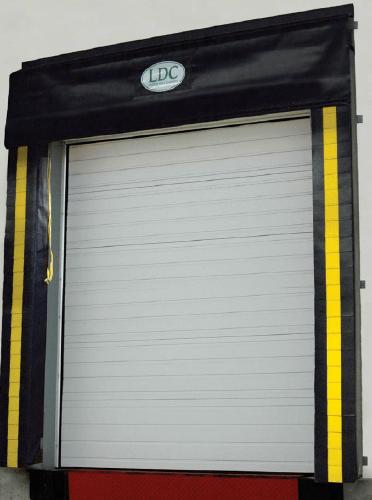 Loading Dock Company - Coussins d'étanchéité à tête ajustable Série D200