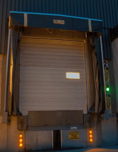 Pentalift - Loading Dock Guide Light System