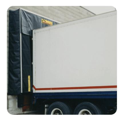 Pentalift - PSI-550 Dock Shelters