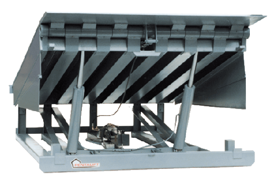 Pentalift - Series HD High Capacity Dock Leveler