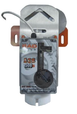 Spécialité RAD - Frein d'inertie - Modèle ACR1500