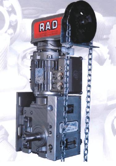 Spécialité RAD - Ouvre-porte - Modèle MPPE