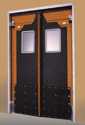 Flexible Rubber Impact Door Ram Overhead Door Systems Ltd