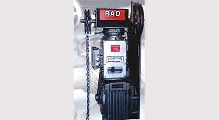 Spécialité RAD - Ouvre-porte - Modèle MODE