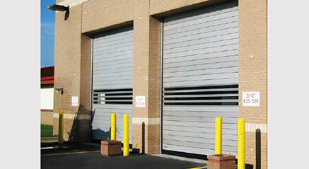 Rytec - Spiral® High Speed Door