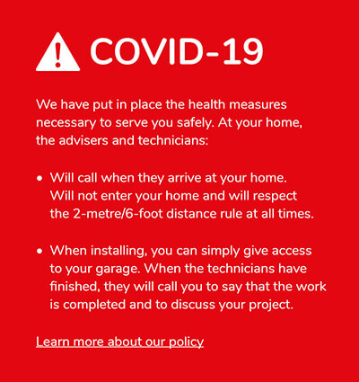 Learn more about our COVID-19 policy