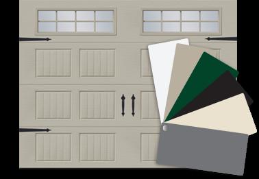 Garage doors in brant - Design Centre Icon - North Hatley SP