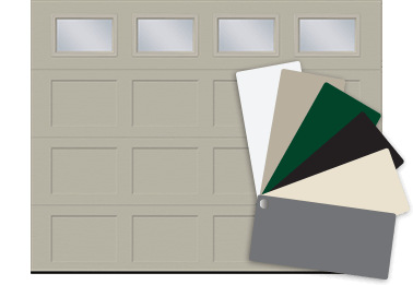 Garage Door Near you - Shaker-Flat CC