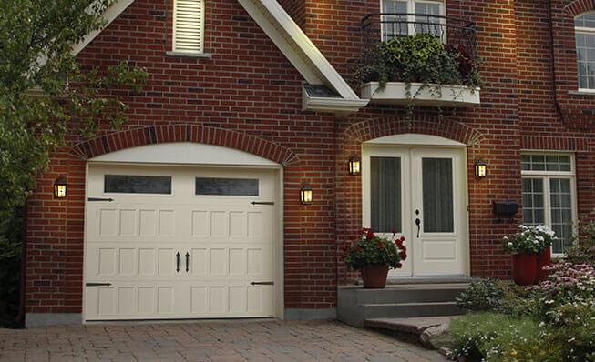 Vente installation et réparation de portes de garage portes de