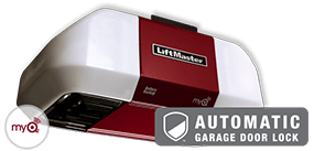 LiftMaster 8550W - Automatic Lock