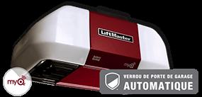 LiftMaster 8550W avec verrou automatique