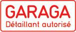 Logo Garaga détaillant autorisé