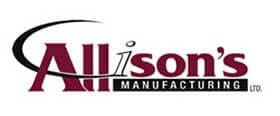 Allisons Manufacturing Logo