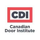 Canadian Door Institute logo