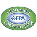 Lead-safe - EPA - Certified firm logo