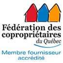Logo Fédération des copropriétaires du Québec