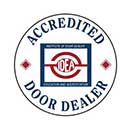 IDEA - Accredited Door Dealer logo