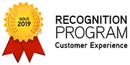 Gold Medal - Recognition Program - Customer Experience