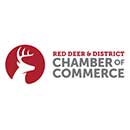 Red Deer Construction Association Logo