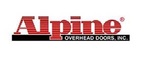 Alpine Overhead Doors logo