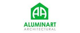 Aluminart Architectural logo