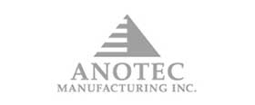 Anotec Manufacturing Inc. Logo