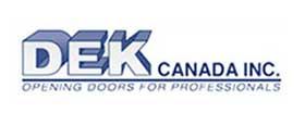 Logo DEK Canada