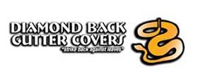 Diamond Back Gutter Covers logo