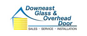 Downeast Glass & Overhead Door Logo