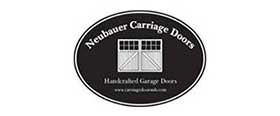 Neubauer Carriage Doors Logo