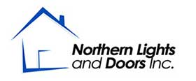 Northern Lights and doors logo