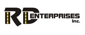R.D.Enterprises Inc. Logo