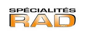 Logo Spécialités R.A.D. Inc.