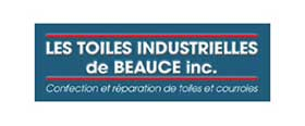 Logo Toiles industrielles de Beauce